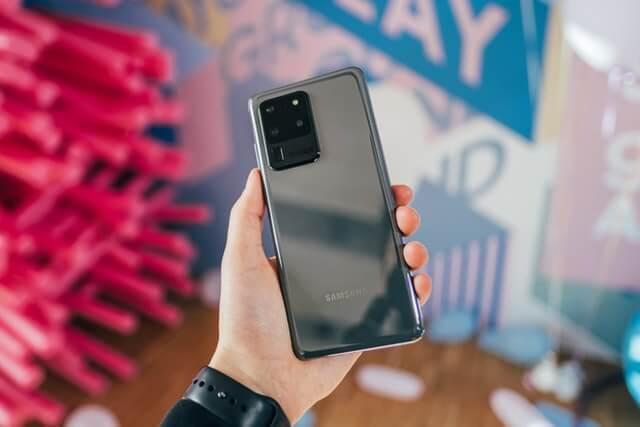 Samsung Galaxy S20 Ultra AR Test